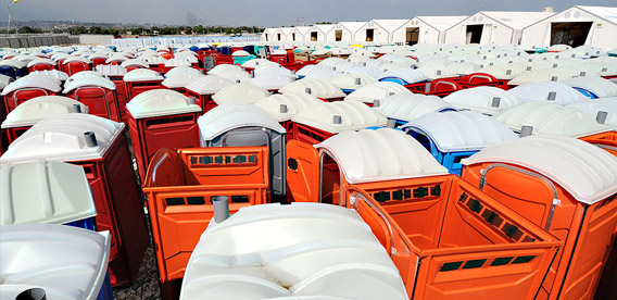 Champion Portable Toilets in Dumas,  TX
